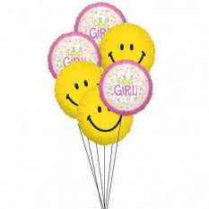 I AM SO HAPPY -balloon bouquet