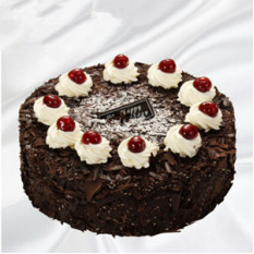 Black forest cake (8 Inches)
