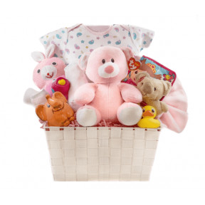 A Warm Welcome Gift Basket