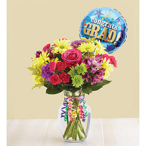 It's Your Day Bouquet for Graduation (Small)