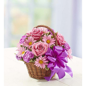 Basket of Blooms (Small)