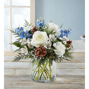 Winter Wishes Bouquet (Medium)