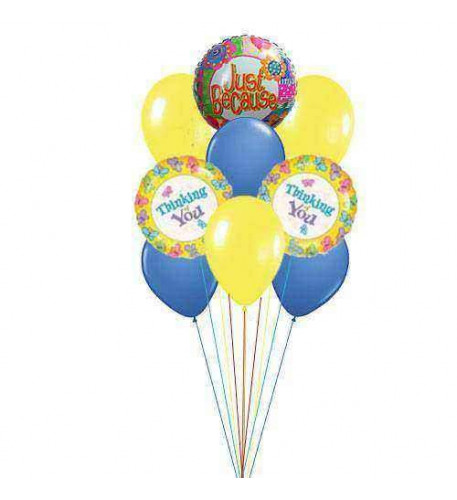 Giftblooms special for you    (  6 Latex Balloons )