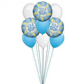 It's balloons for Boy    (  6 Latex Balloons )