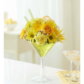 Lemon Martini Bouquet (Medium)