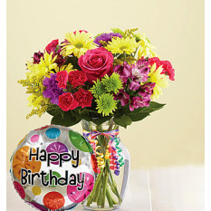 It's Your Day Bouquet Happy Birthday (Small)