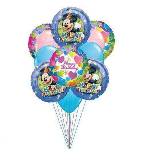 Disney mix birthday