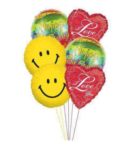 Birthday love Balloons