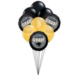 Graduation Day Balloons