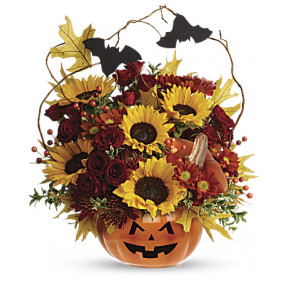 Trick And Treat Bouquet (Standard)