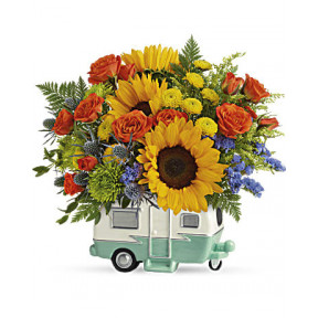 Retro Road Tripper Bouquet (Standard)