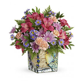 Sophisticated Whimsy Bouquet (Standard)