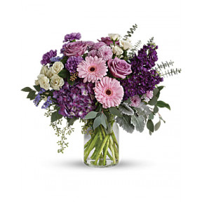Magnificent Mauves Bouquet (Standard)