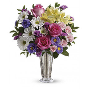 Smile And Shine Bouquet (Deluxe)