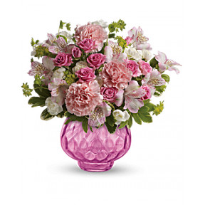 Simply Pink Bouquet (Standard)