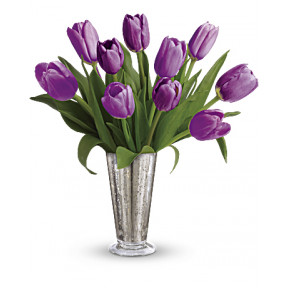 Tantalizing Tulips Bouquet (Standard)