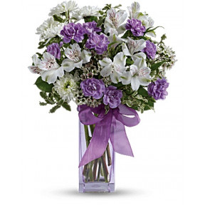 Lavender Laughter Bouquet (Standard)