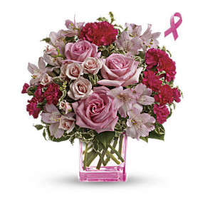 Pink Grace Bouquet (Standard)