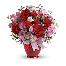 Blissfully Yours Bouquet  ( Standard  )