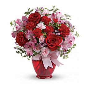 Blissfully Yours Bouquet (Standard)