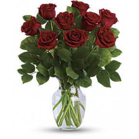 Classic Romance Bouquet (Medium)