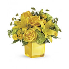 Sunny Mood Bouquet (Small)