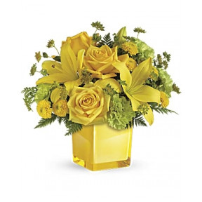 Sunny Mood Bouquet (Medium)