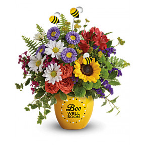Garden Of Wellness Bouquet (Standard)