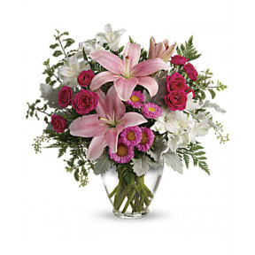 Blush Rush Bouquet (Standard)