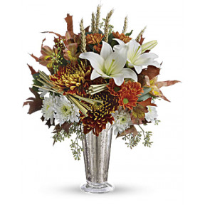 Harvest Splendor Bouquet (Standard)