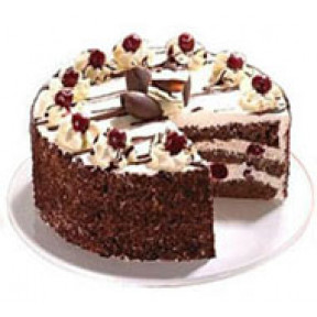 2 kg 5 Star Black Forest Cake