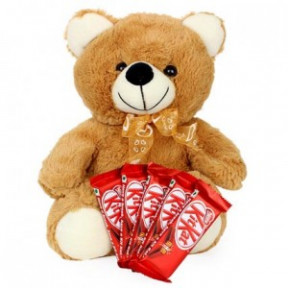 Kit-Kat Chocolate N Teddy