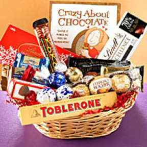 Chocolate Gift basket C