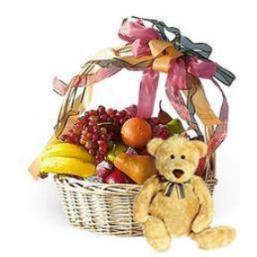 Fruit & Bear