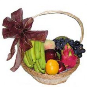 Celebrate fruit basket