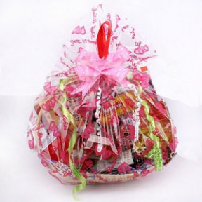Happy Birthday Gift Basket(Small)