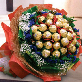 29 Chocolates Bouquet