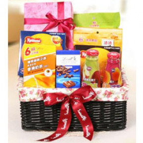 Great Wish Gift Basket