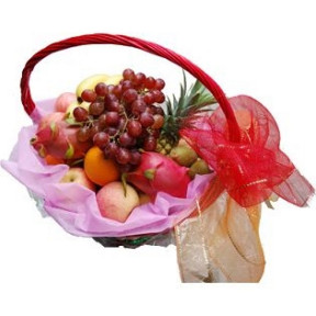 Fancy Fruit Basket C