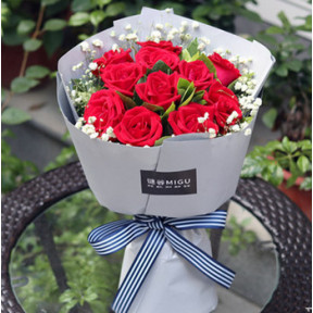 My Sweet Angel Sameday Flowers To China (9 roses)