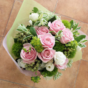 Roses with Assorted Flowers