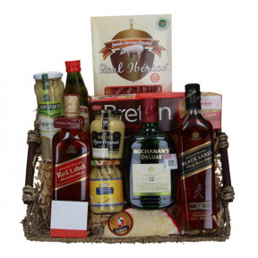 Whiskey basket
