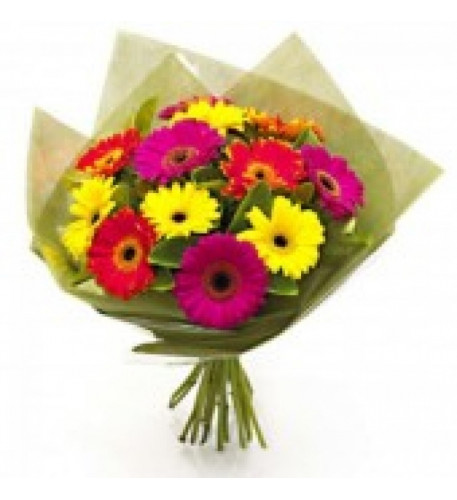 Bouquet Of 12 Gerberas