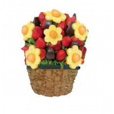 Strawberry Margaritas - Fruit Arrangement