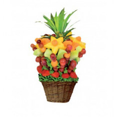 Caribbean flavor - Fruit Arrangement