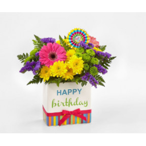 Birthday BrightsBouquet (GOOD)