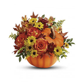 Warm Fall Wishes Bouquet (Standard)