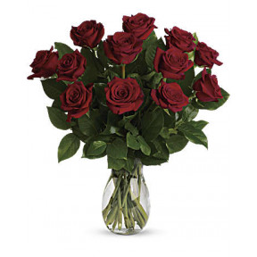 My True Love Bouquet With Long Stemmed Roses (Standard)