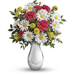 Just Tickled Bouquet by Teleflora (Standard)