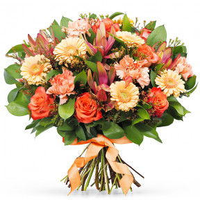 Indian Summer Bouquet - Large (35 cm)